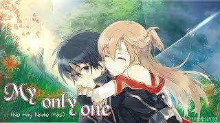 Baixar ║Nightcore║- My Only One [Sebastian Yatra& Isabela Moner] (No Hay Nadie Más)
