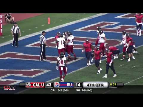 Highlights of Cal U at Shippensburg (Sept. 15, 2018)
