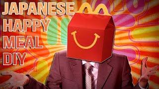 Video JAPANESE HAPPY MEAL DIY   TDM Vlogs Episode 27 download MP3, 3GP, MP4, WEBM, AVI, FLV Desember 2017