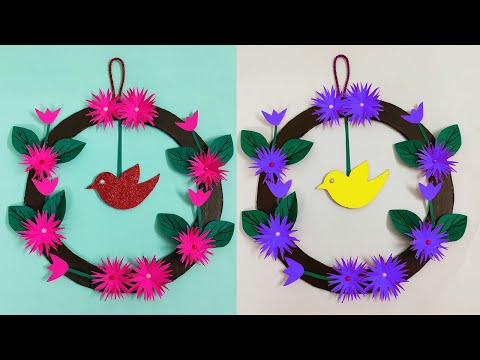 wall-hanging-craft-ideas-with-paper