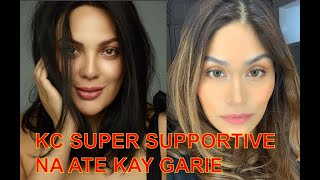 KC CONCEPCION SUPER SUPPORTIVE NA ATE KAY GARIE CONCEPCION CHECK THIS OUT