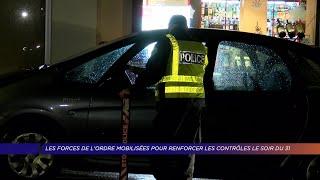 Yvelines | Les forces de l'ordre mobilisées pour renforcer les contrôles le soir du réveillon