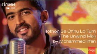 Hoto Se Chulo Tum original karaoke unplugged Irfan with lyrics and enjoy Bollywood songs karaoke