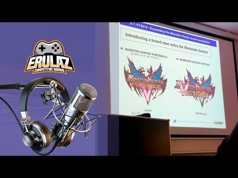 Podcast - Monster Hunter Portable V Leak? - April Fools thumbnail