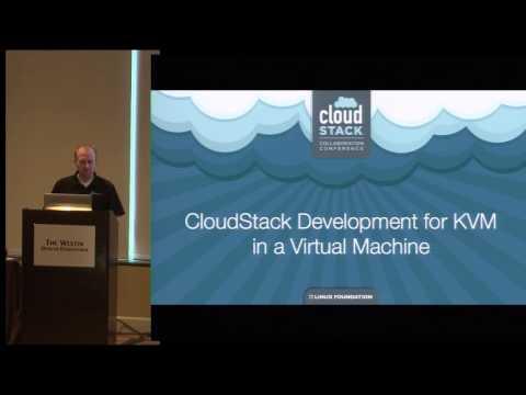 CloudStack Development from KVM in a Virtual Machine
