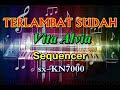 Vita Alvia - Terlambat sudah  Dj Santuy karaoke  sx-KN7000