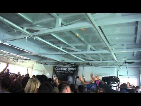 Cosmic Gate @ Yacht Party 2011