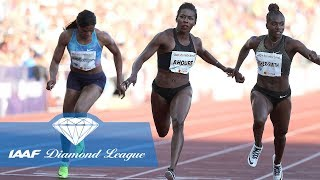 Five of the best - IAAF Diamond League 2018