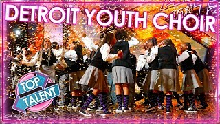 Detroit Youth Choir | America's Got Talent 2019 | Journey | Top Talent