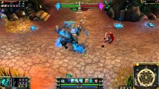 Blood Knight Hecarim League of Legends Skin Spotlight