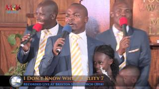 Gambar cover Reality 7 || I Don't Know Why || LIVE at Brixton SDA Church || Johannesburg
