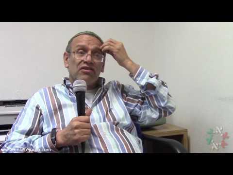 Enlace Judío - Entrevista a Enrique Rivera