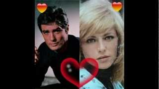 Alain Delon  the woman he loved - אלן דלון