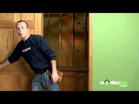 Fix a Sticky Door the Easy Way