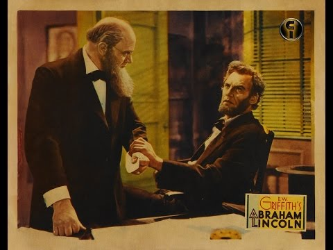 Abraham Lincoln -  (1930) -  D.W. Griffith - subtítulos en español