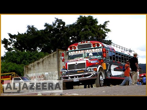 Guatemala upcycles decommissioned US school buses