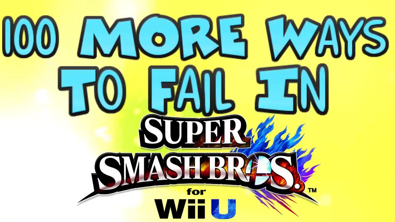 how to get to 100 man smash wii u