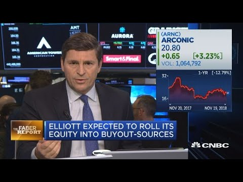 Faber Report: Arconic leveraged buyout still seen as likely