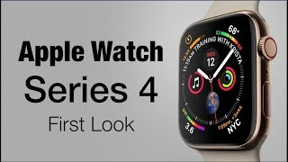 Apple Watch Series 4 First Look | Apple Watch Series 4 Features | Apple Smart Watch with ECG