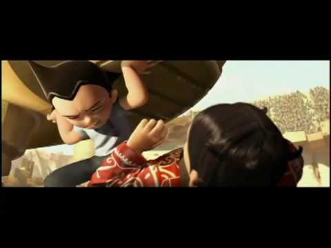 Japanese Astroboy trailer (2009) - (HD)