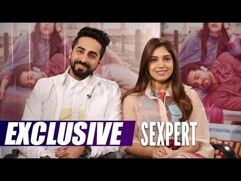 SEX problems solved by Ayushmann and Bhumi | Shubh Mangal Savdhaan