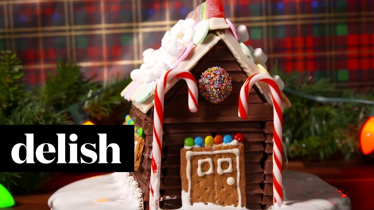 Download Kit Kat Candy House | Delish