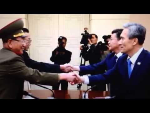 "North & South Korea ""Meeting"" Peace?"