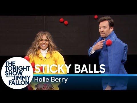 Mel Taylor - Sicky Balls W/Halle Berry & Jimmy Fallon...