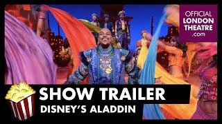 New trailer: Disney's Aladdin