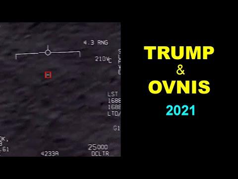 TRUMP & OVNIS - 2021