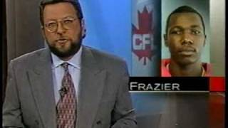 1996 Tommie Frazier looks to CFL - Ingame interview