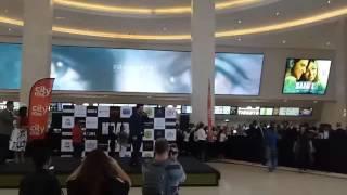 Hrithik Roshan at Kaabil promotion in Dubai