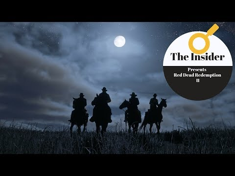 The Insider #15 - Red Dead Redemption 2