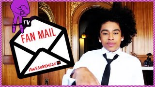 Mindless Behavior Fanmail with Princeton - Ep. 65