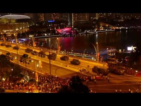 Singapore SG50 Independence Day 2015