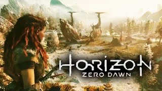 Horizon Zero Dawn E3 2015 Gameplay Trailer Sony Playstation PS4 Press Conference