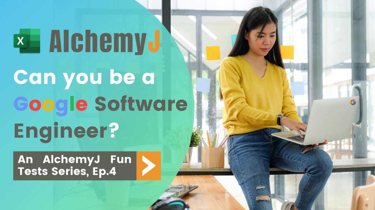 Self Assessment - Can you be a Google software engineer?