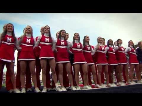Ole Miss Cheerleading Promo