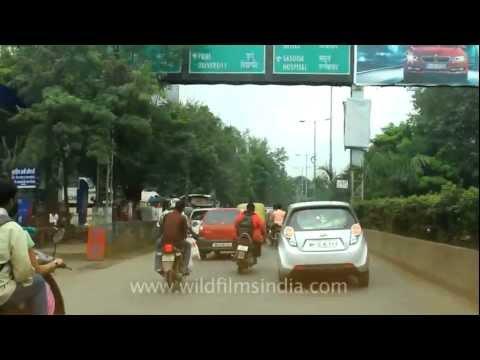 Drive through Pune, Maharashtra