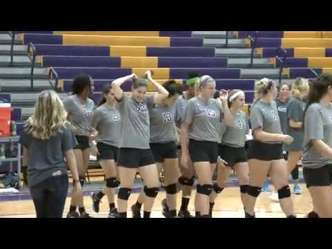 Wayland Baptist vs SAGU » College Volleyball 2016