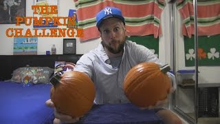 The Pumpkin Challenge (Featuring Sh#tNICE22 and L.A. BEAST)