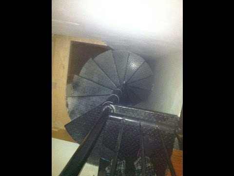Terrifying Secret Stairway Discovered