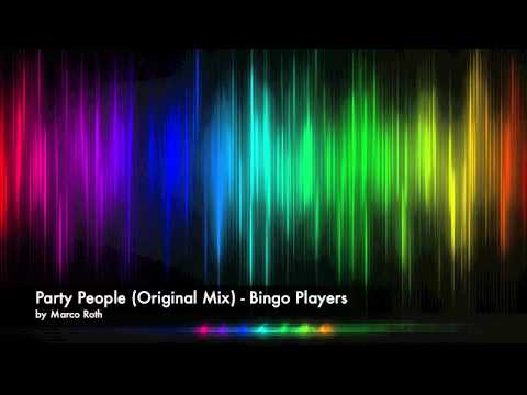 Party People - Bingo Players - HD 720p