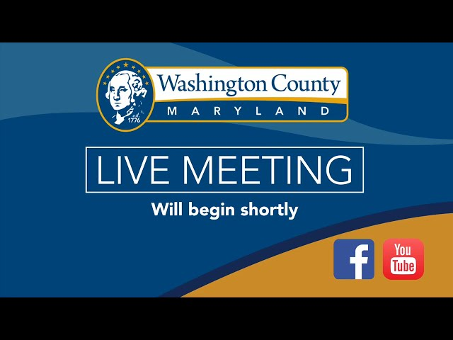 Washington County Board of Commissioner's Meeting 3/16/21