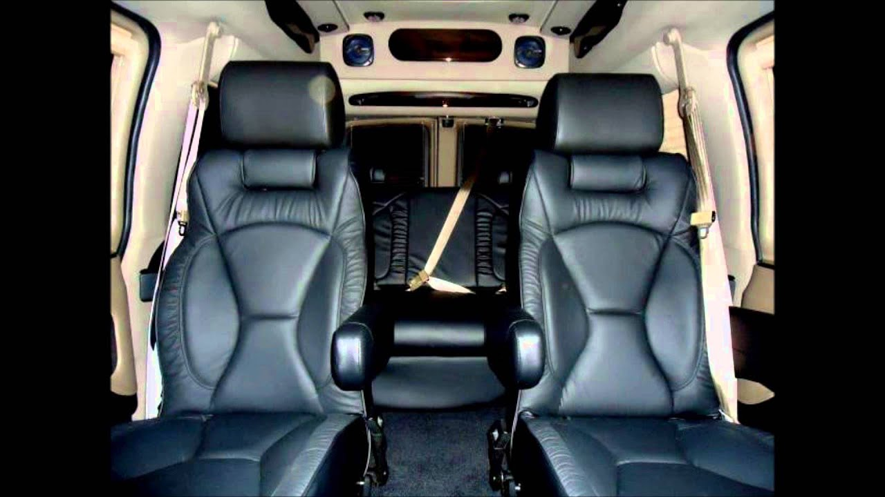 2012 GMC AWD Majestic SSX Conversion Van For Sale