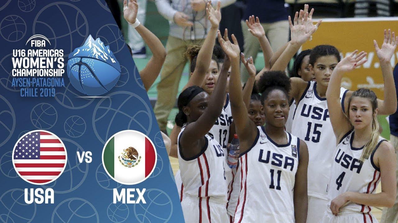 USA v Mexico