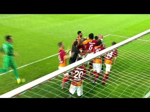 Turkcell Süper Kupa penaltılar | Beşiktaş: 0 - Galatasaray:3