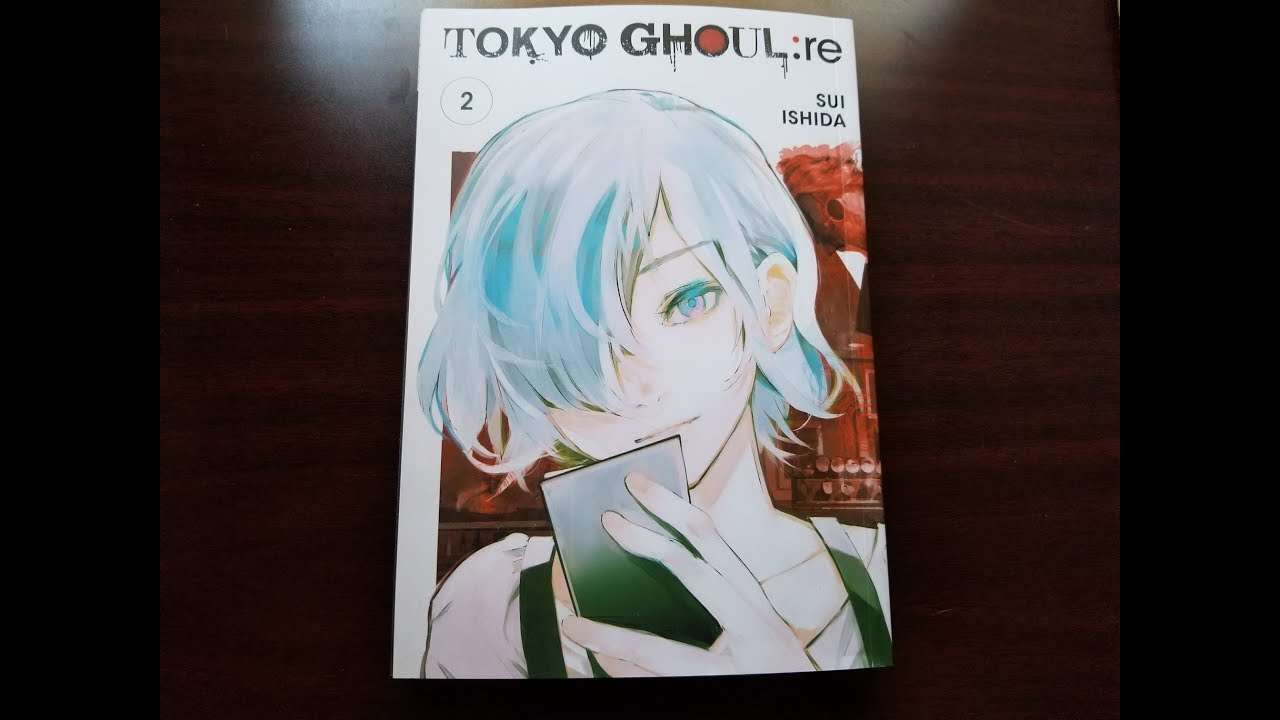 Ghoul Re volume 2 overview