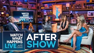 After Show: Are Kyle Richards And Lisa Vanderpump Talking? | RHOBH | WWHL