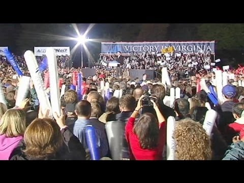 ABD'de başkanlık yarışı kıran kırana